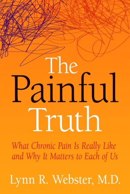 Painful Truth book cover by Lynn Webster