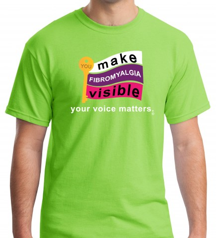 your voice matter t-shirt5
